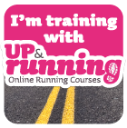 I'm in training with Up & Running