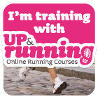I'm training with Up & Running