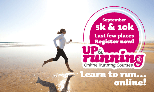 Up & Running online running courses
