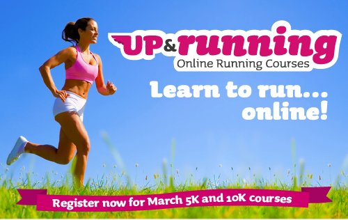 Up &amp; Running online running courses