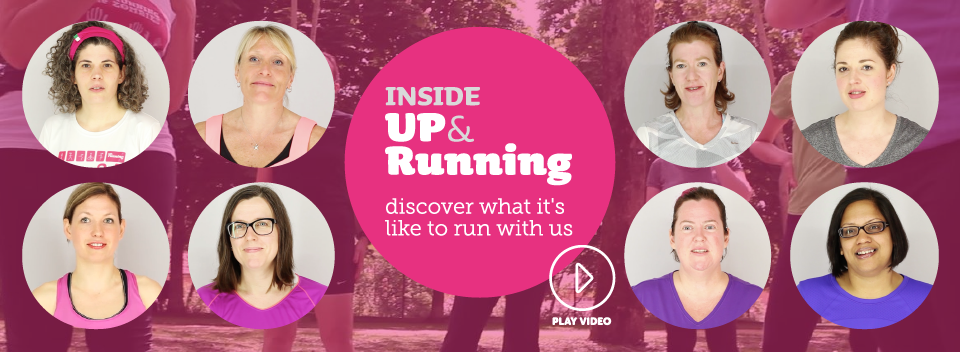 Find out what it's like to run with us