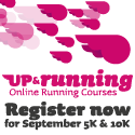 Register now for September 5K and 10K courses