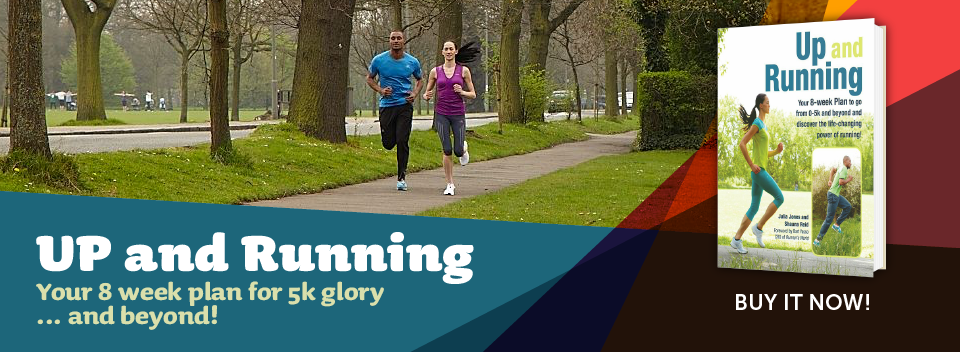 Your 8 week plan to go from zero to 5K... and beyond!