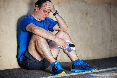 Stock photography runner regretted not listening to Coach Julia's advice
